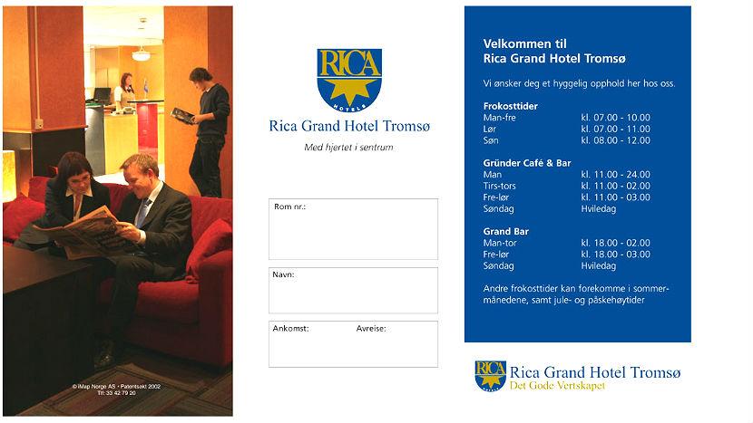 Rica Grand Hotel Tromsø